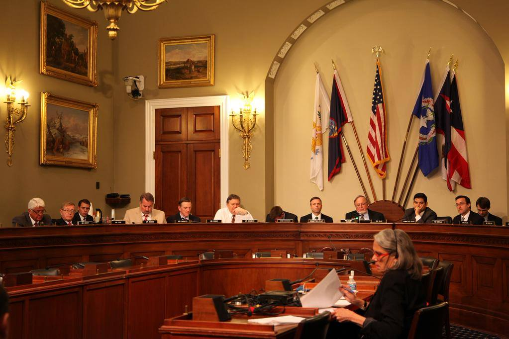 House subcommittee sets June 10 hearing on three Indian bills
