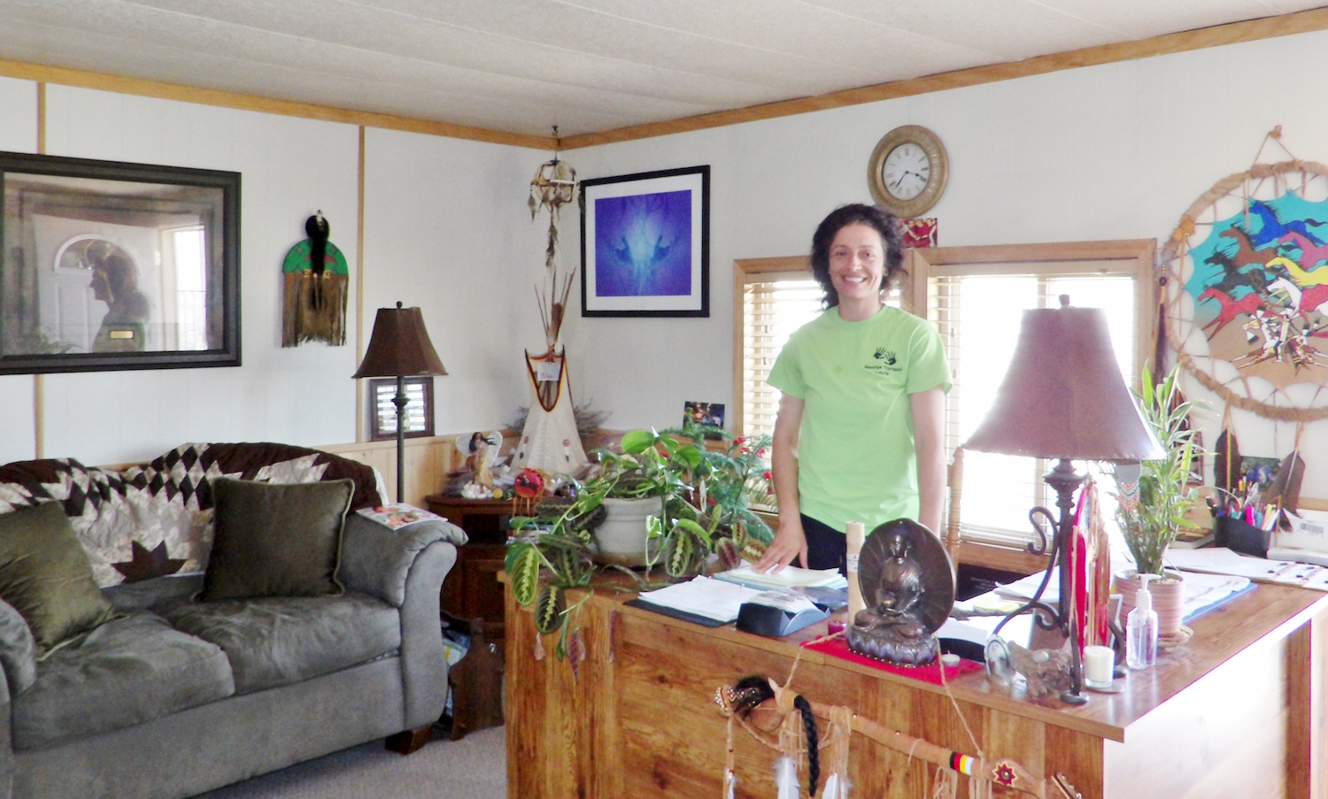 Lakota Country Times: Business provides alternative medicine