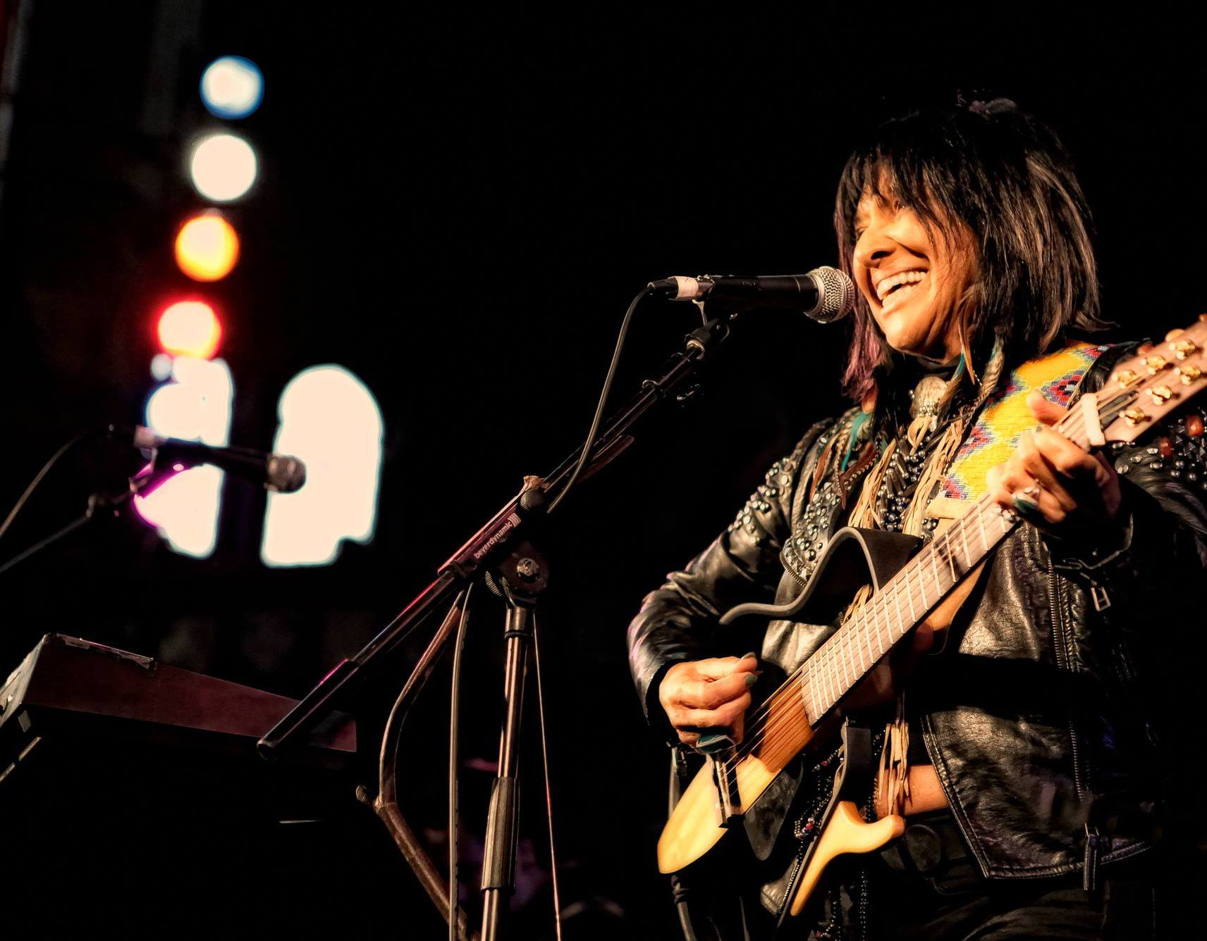 Review: Buffy Sainte-Marie hits hard with 'Power in the Blood'