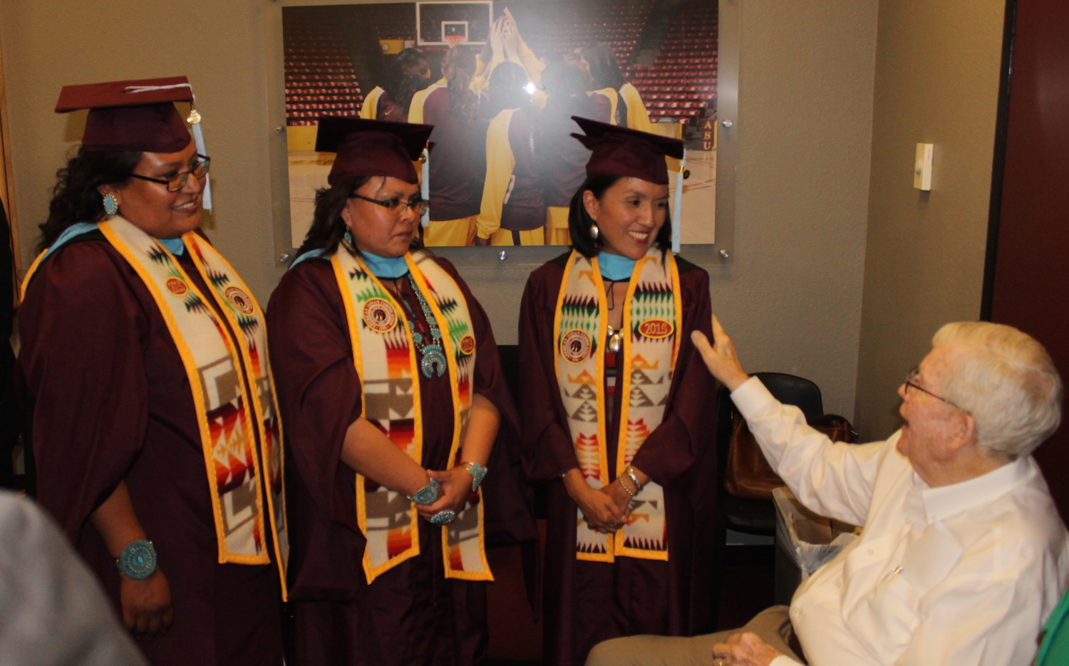Navajo Nation Head Start teachers receive master's degrees