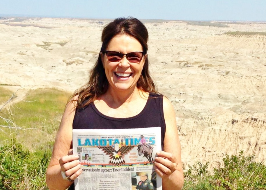 Jim Kent: Newspaper wins hearts and minds across Indian Country