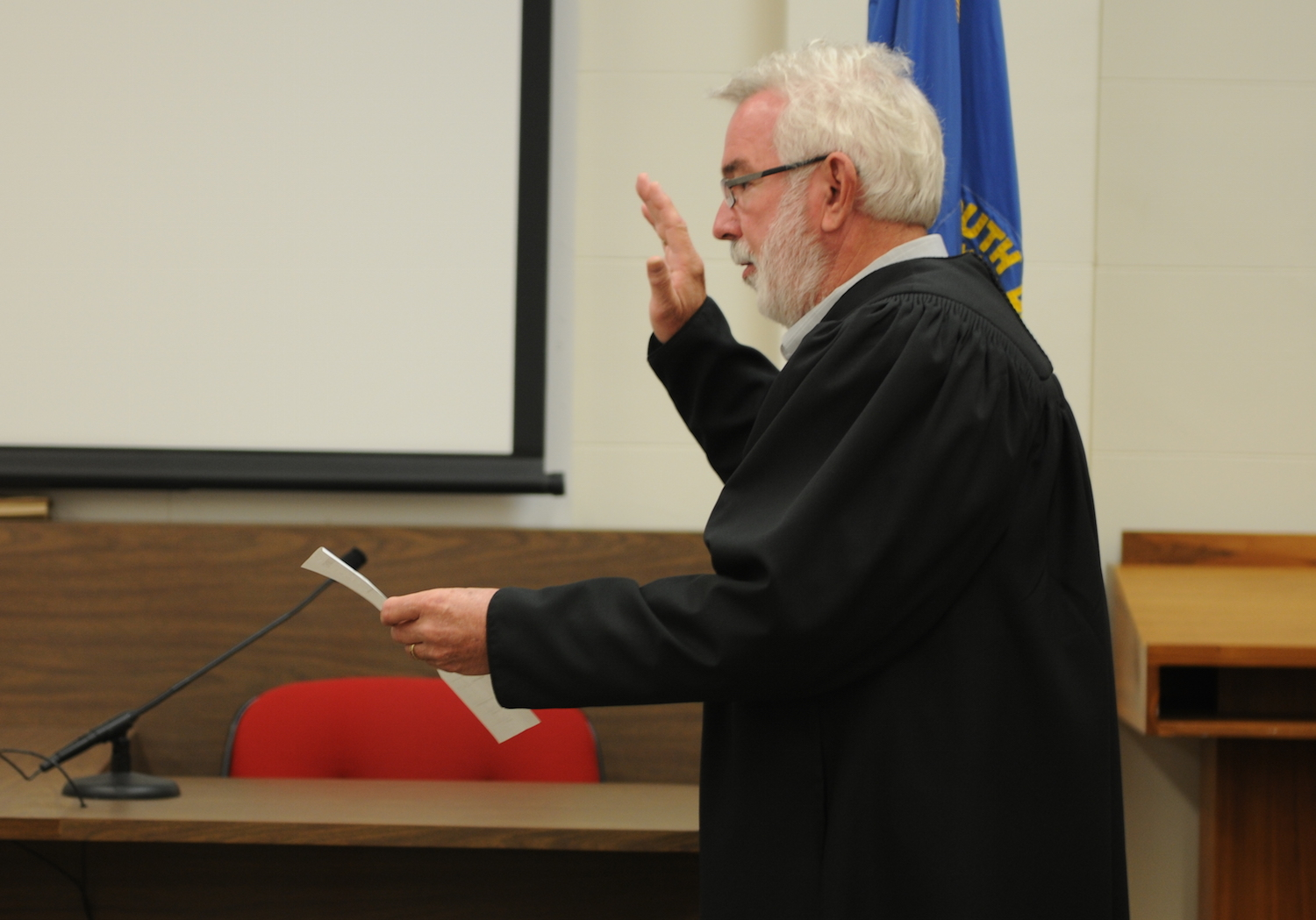 Judge in South Dakota sanctioned in Indian Child Welfare Act case