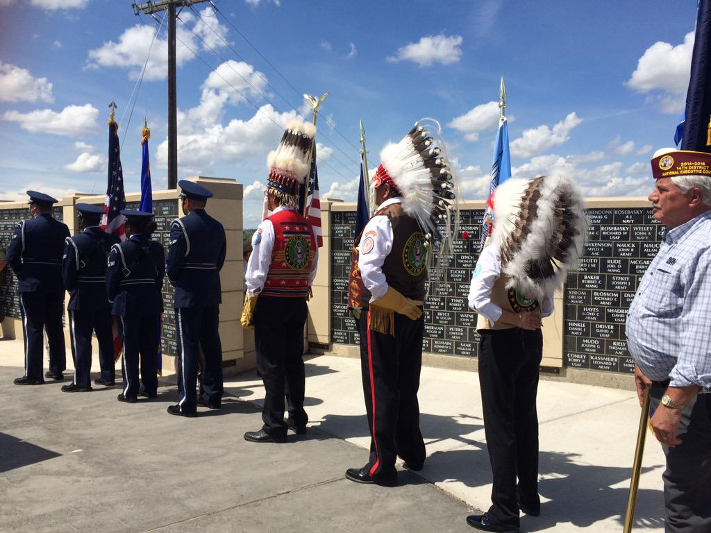 Blackfeet Nation adds 162 names to Montana veterans memorial