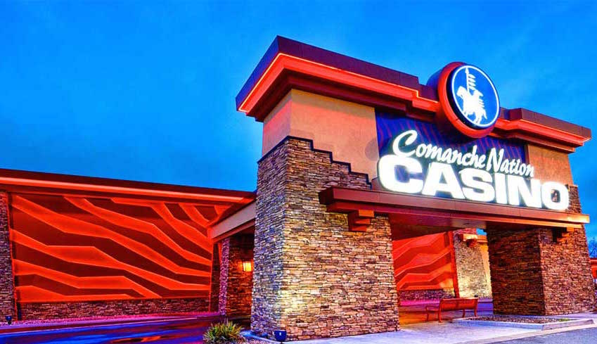 Comanche Nation closed casino for one day to address flooding