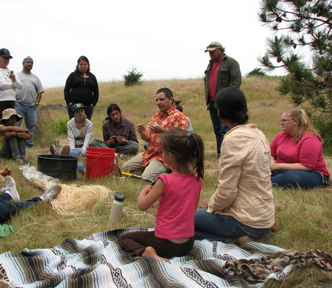 Valentin Lopez: Amah Mutsun Tribe works to preserve our land