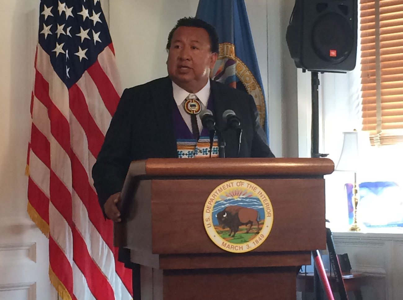 Miccosukee Tribe removes Chairman Colley Billie from office