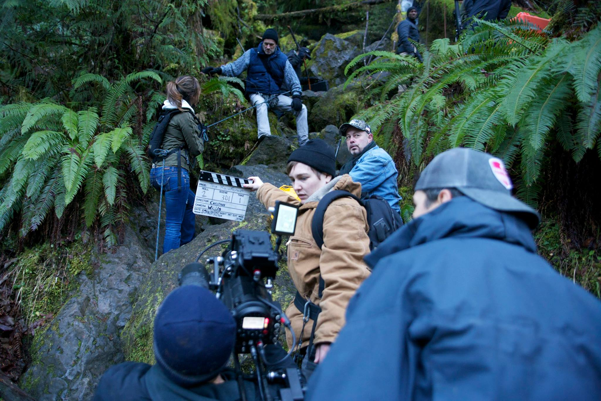 Television show pilot to be filmed on Washington reservations