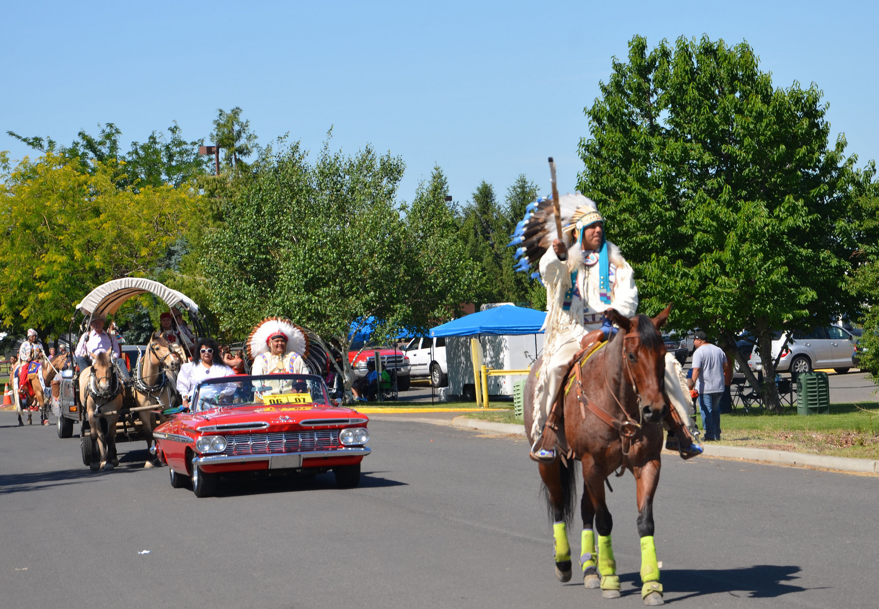 Yakama Nation to celebrate anniversary of treaty signed in 1855