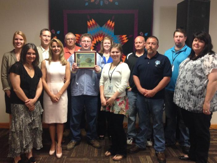 Eastern Shawnee Tribe recognized for 'clean' efforts in Oklahoma