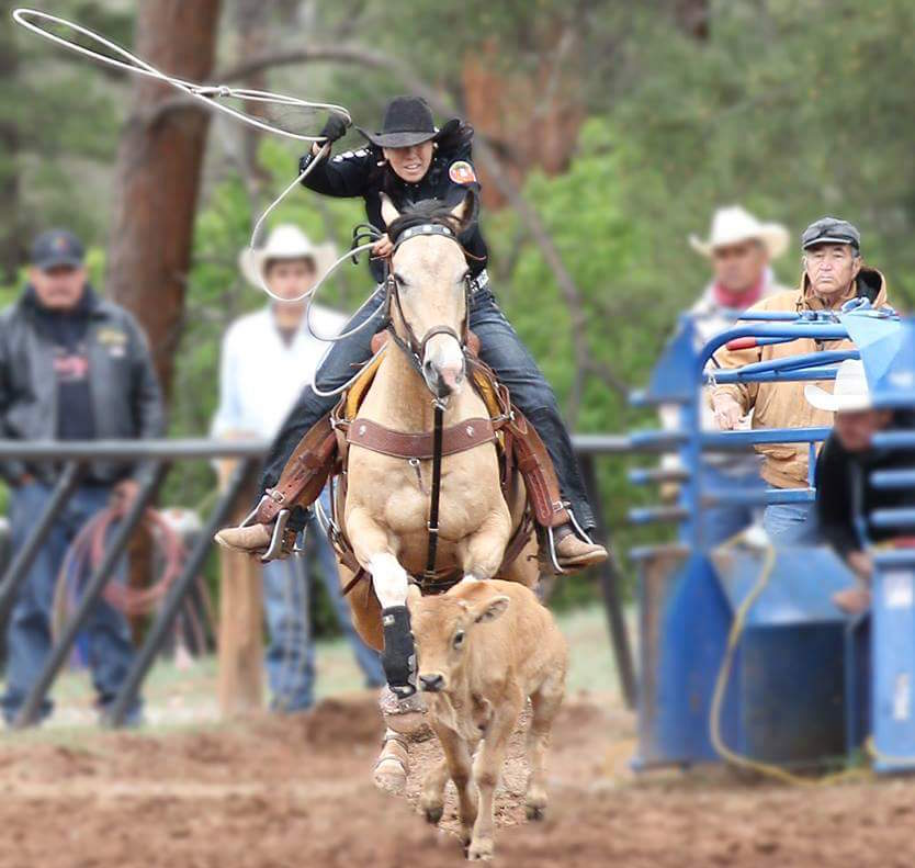 Clara Caufield: Story helps bring Indian rodeo to large audience
