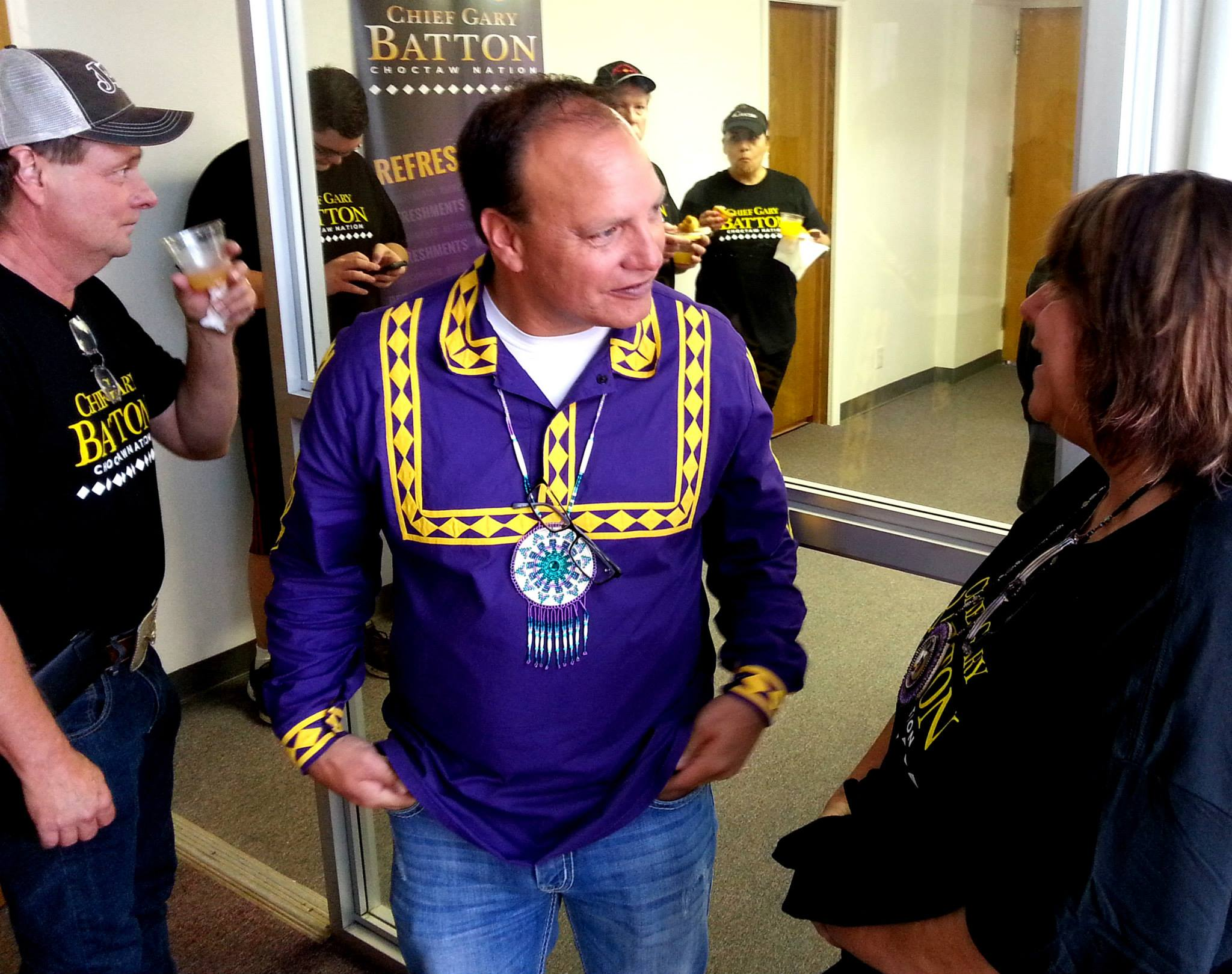 Interview: Chief Gary Batton of Choctaw Nation shares philosophy