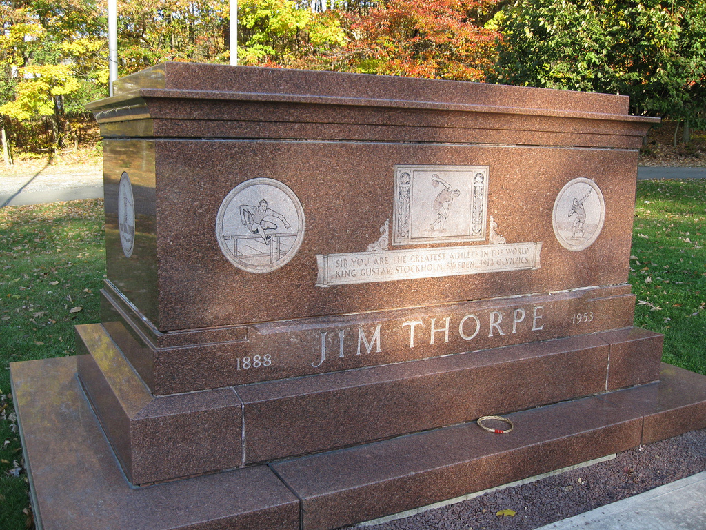 Opinion: Supreme Court should pass on Jim Thorpe NAGPRA case