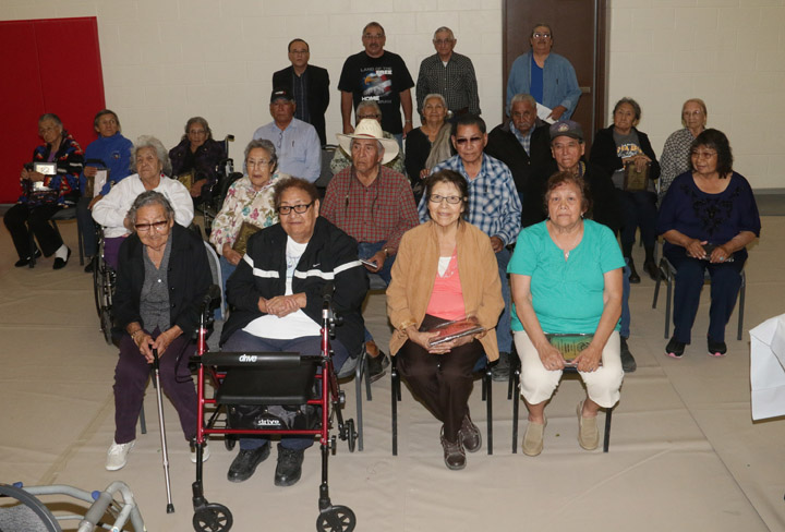 Native Sun News: Lakota elders lauded for language preservation