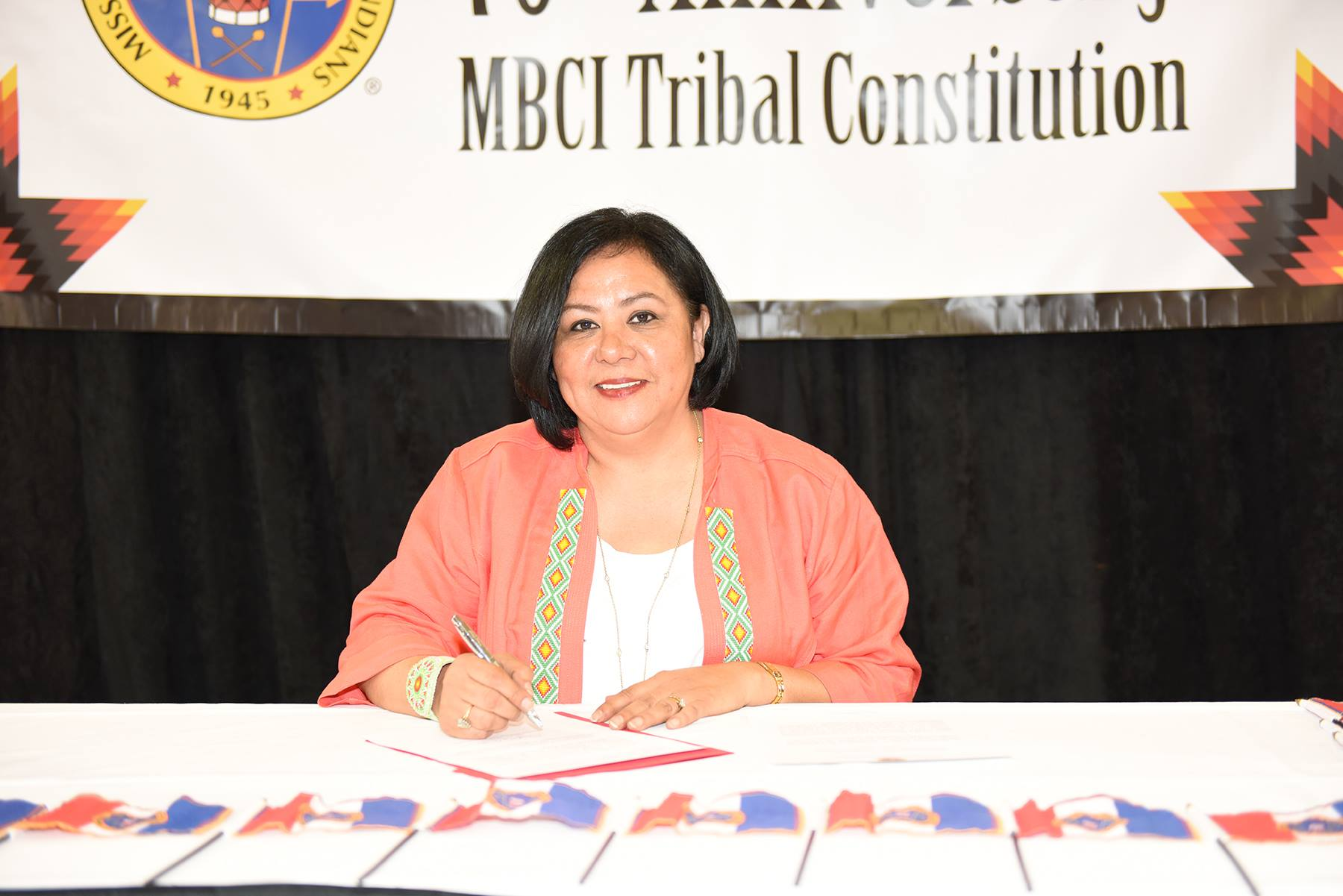 Mississippi Choctaw group seeks ouster of Chief Phyllis Anderson