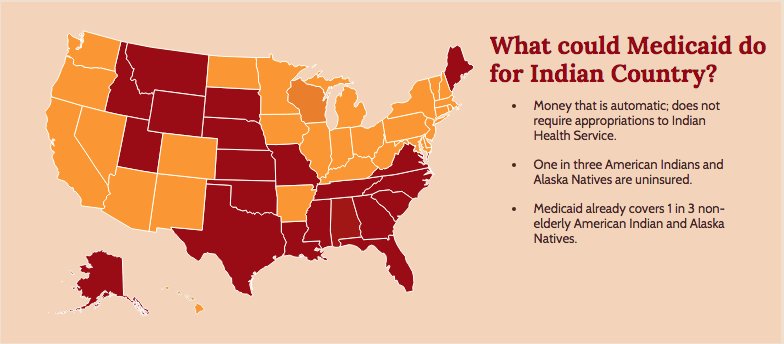 Mark Trahant: Missed opportunities for Medicaid in Indian Country