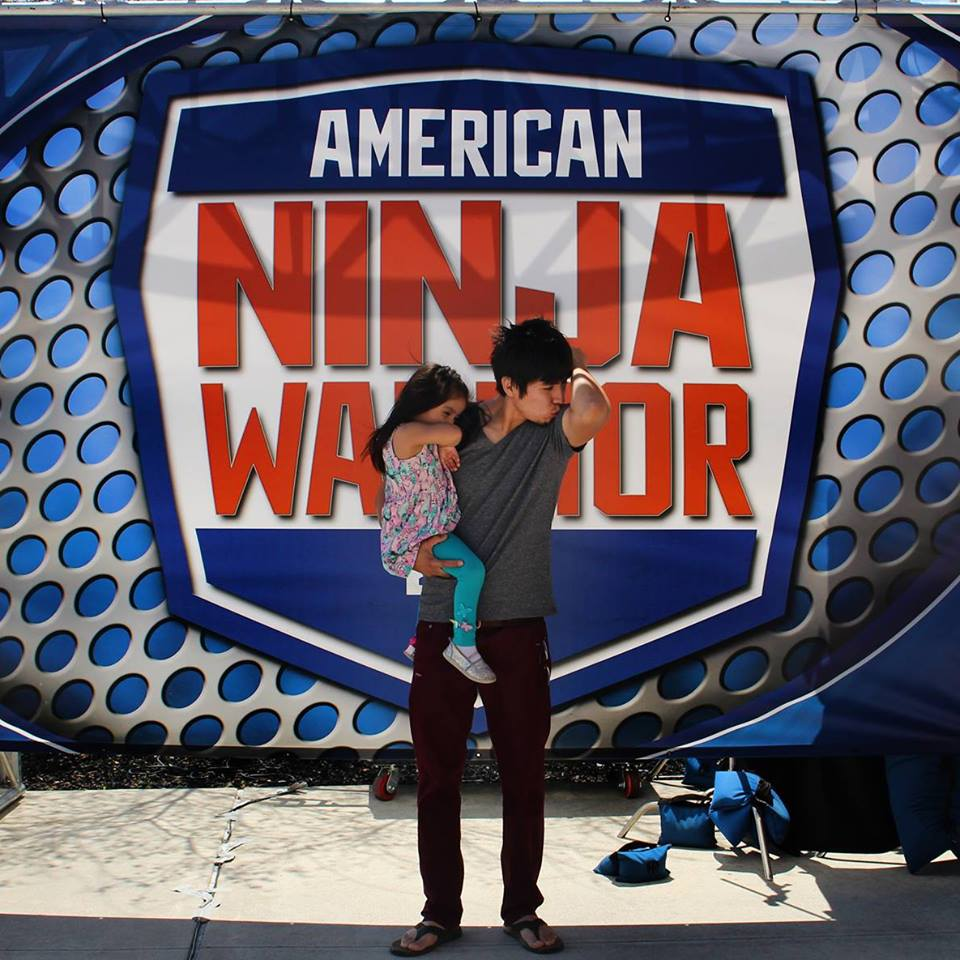 Navajo Nation father competes on 'American Ninja Warrior' show