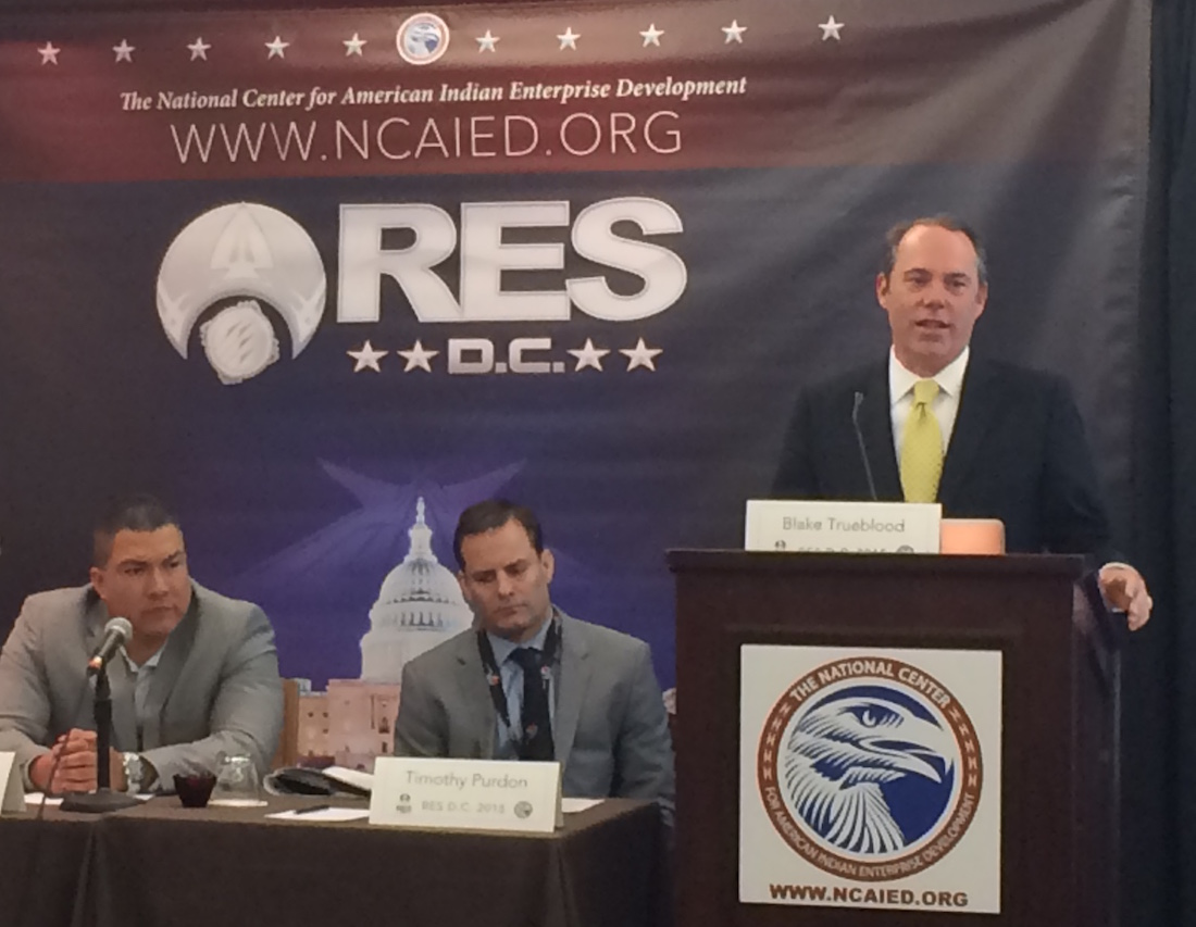 Session at RES DC meeting explores marijuana in Indian Country