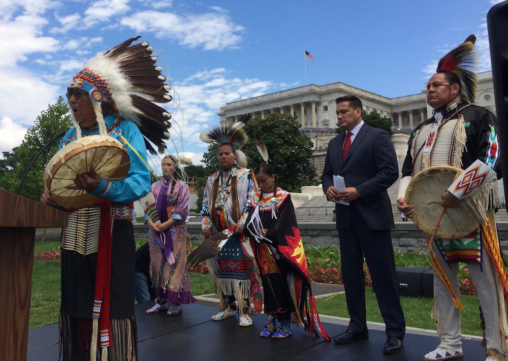 Gary Davis: A new day for economic prosperity in Indian Country