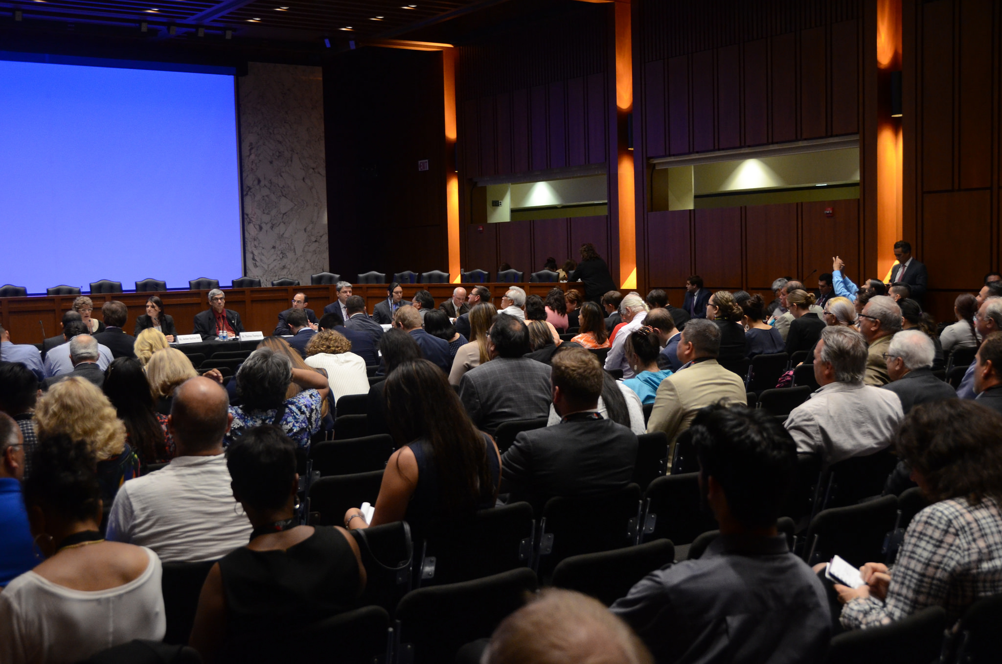 Senate committee focuses on access to capital in Indian Country
