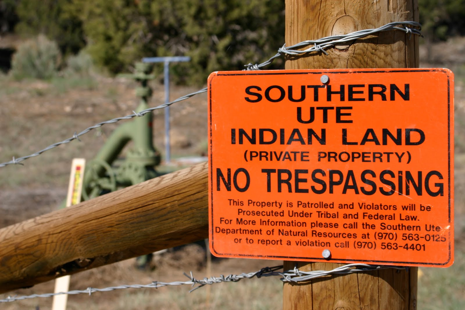 Southern Ute Tribe sues to block fracking rule on reservation