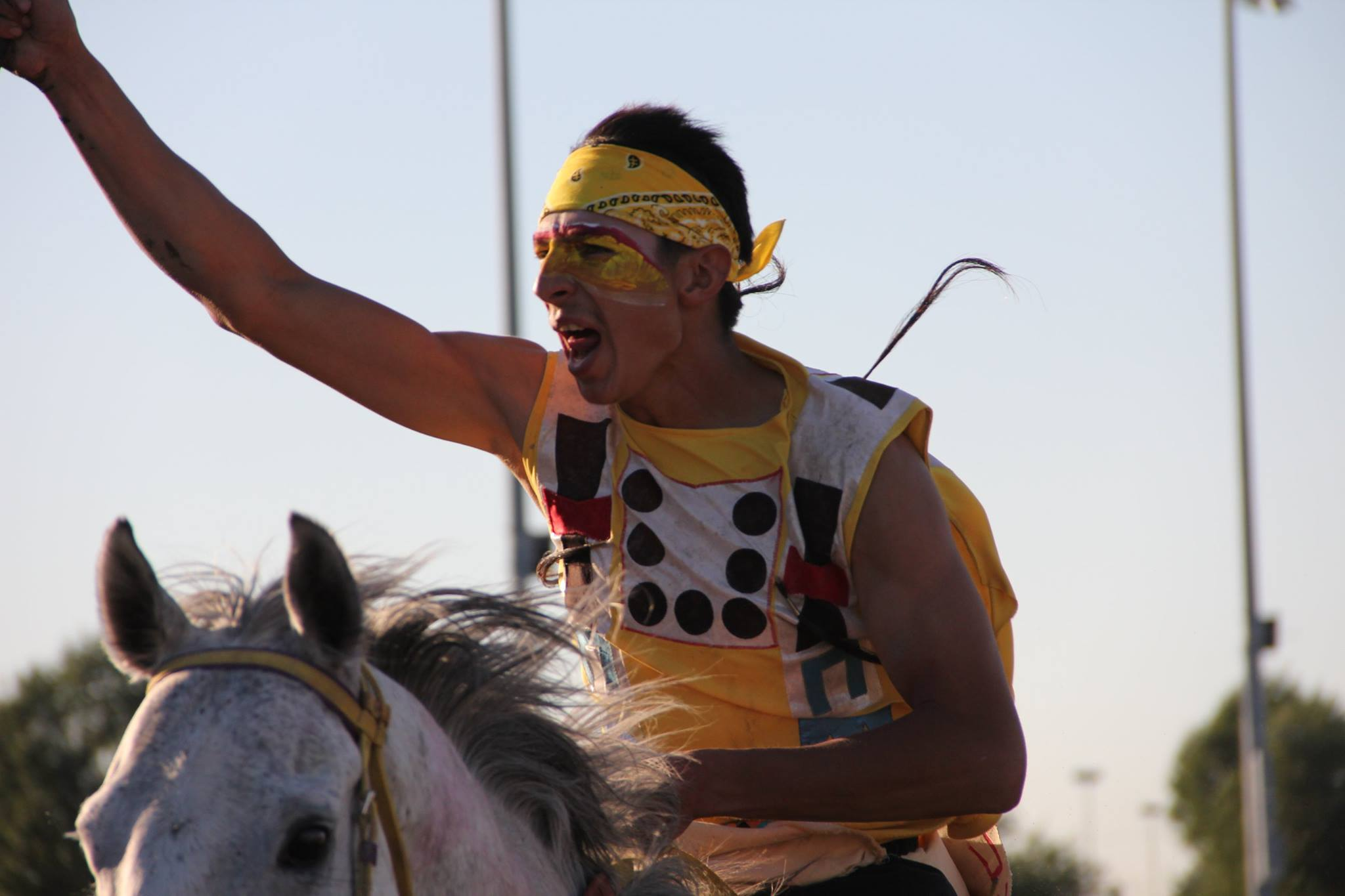 Muckleshoot Tribe hosts season opener for Indian horse races
