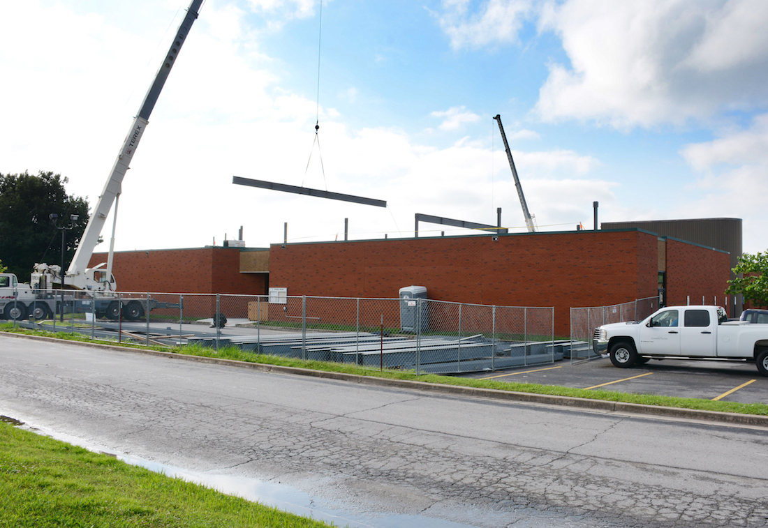 Cherokee Nation starts work on tribal headquarters expansion