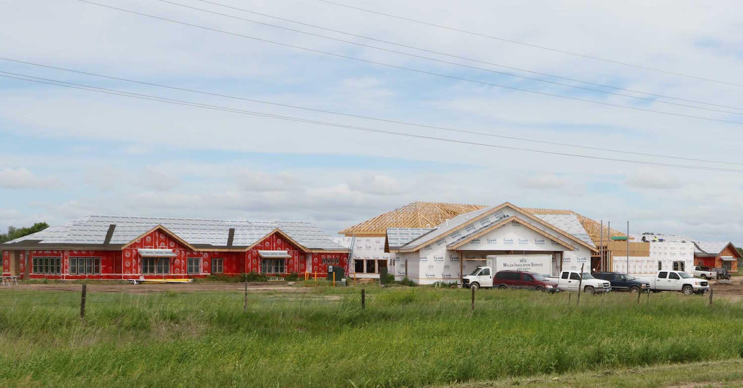Oglala Sioux Tribe set to open $16.5M nursing home next year