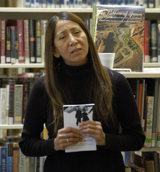 Delphine Red Shirt: Speak the Lakota language to carry on culture