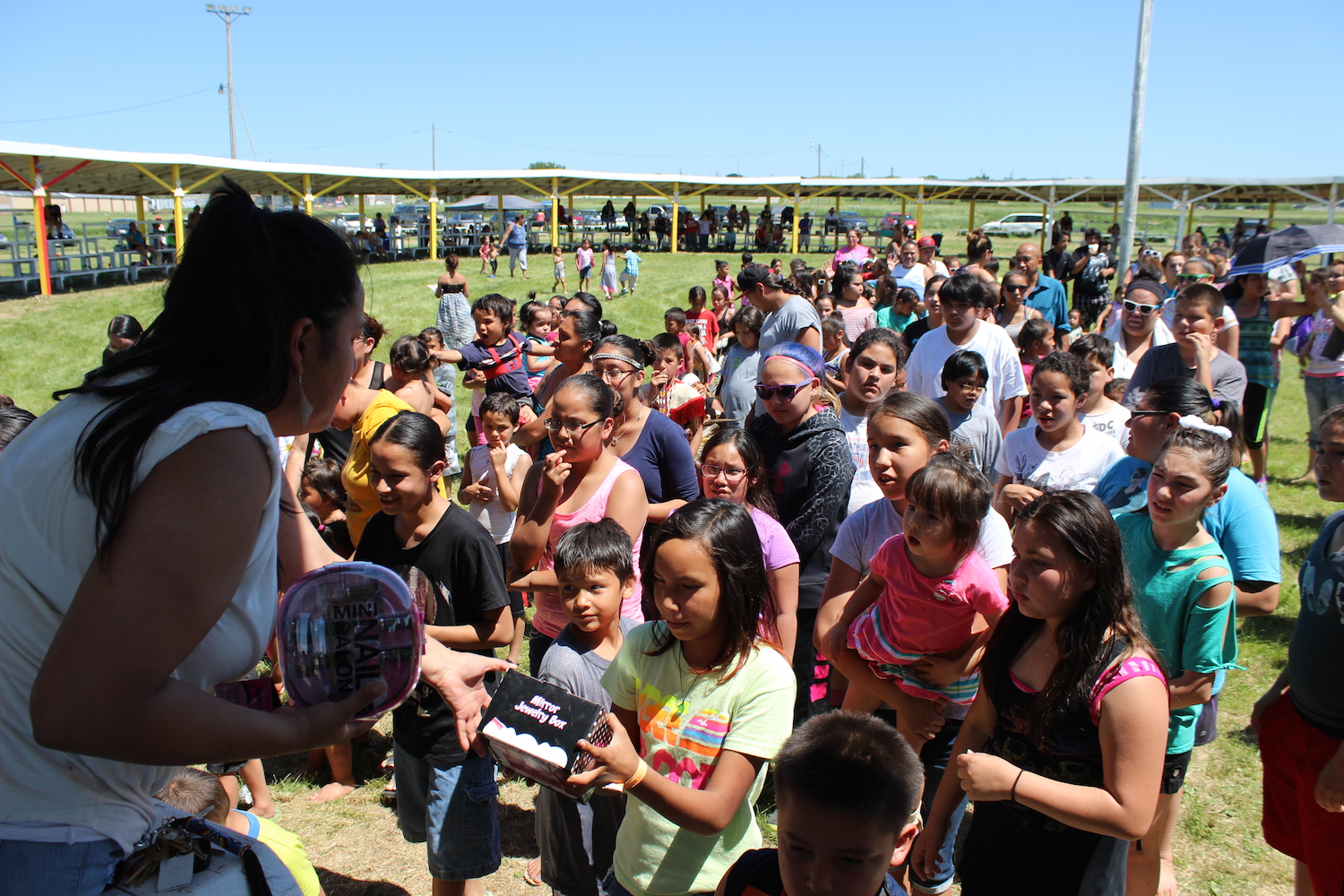 Lakota Country Times: Rosebud Sioux Tribe hosts youth camp