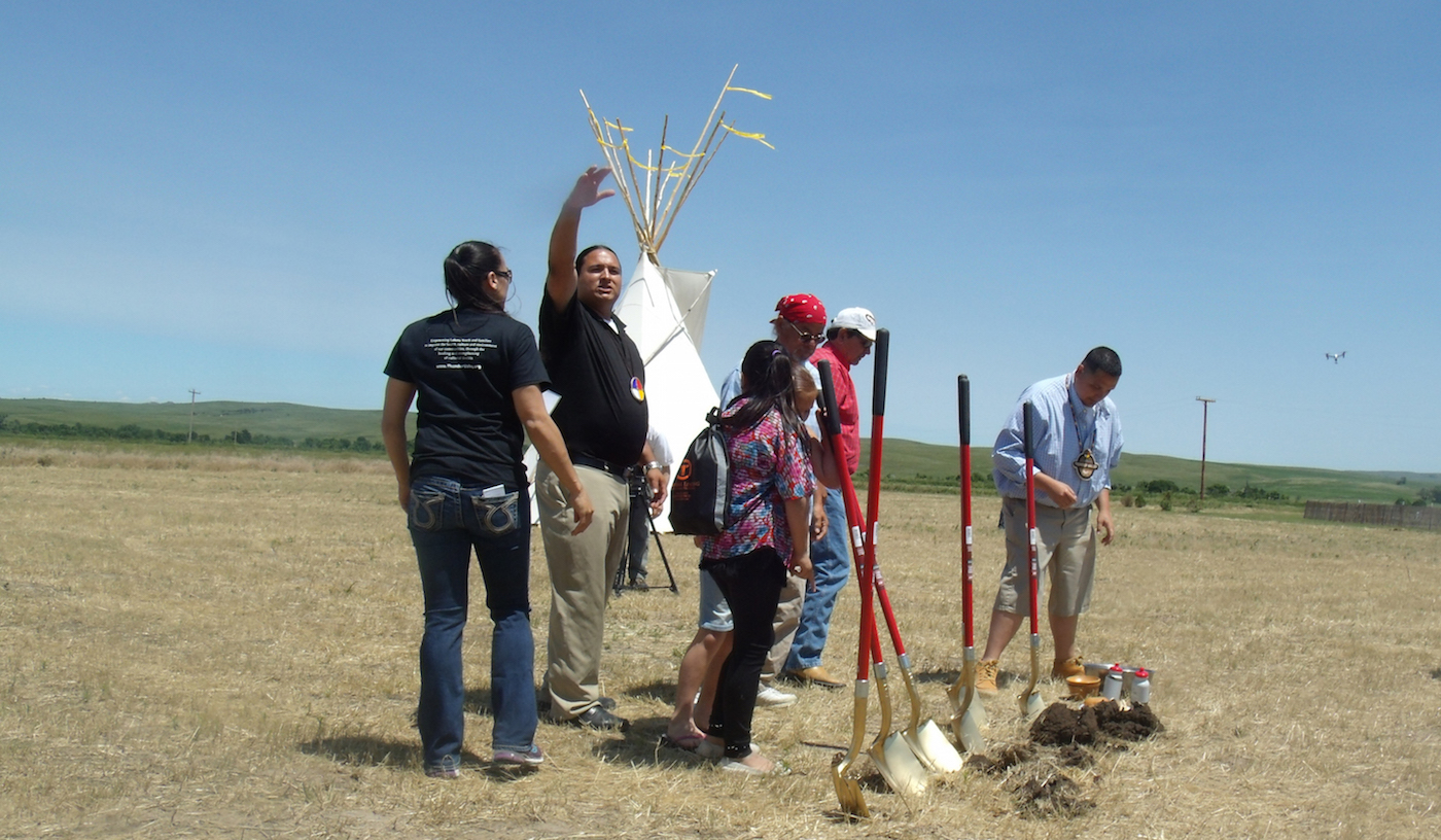 Native Sun News: Project brings economic hope to Pine Ridge