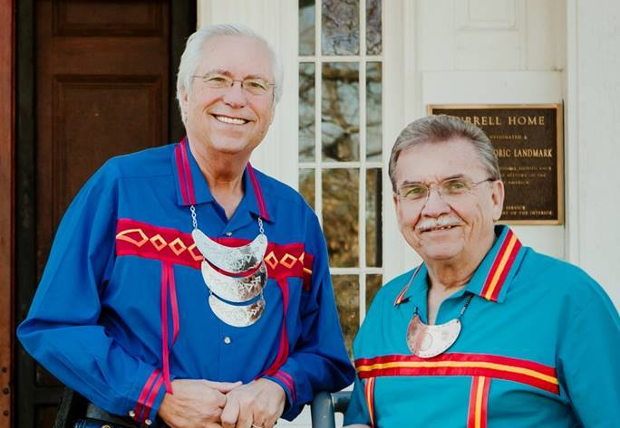 Bill John Baker wins re-election as leader of Cherokee Nation