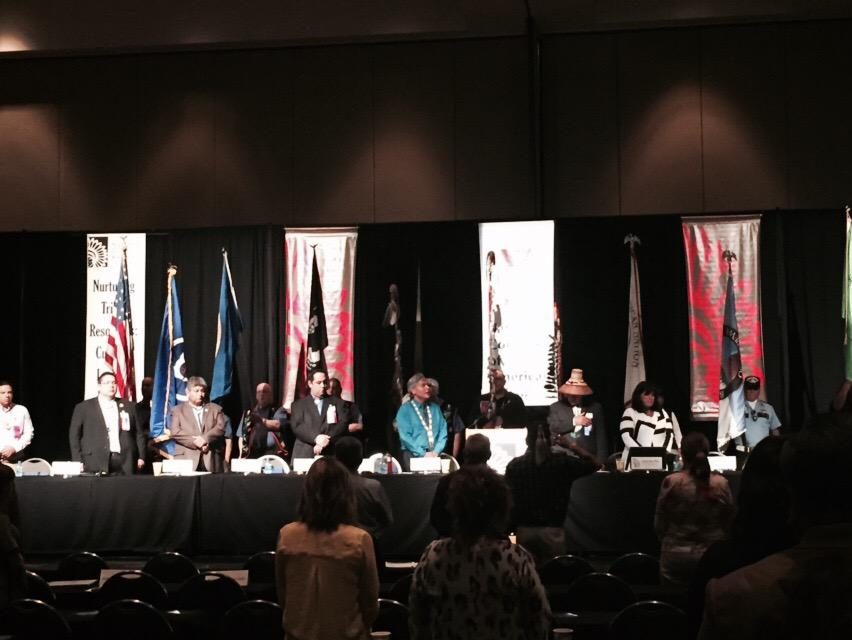 National Congress of American Indians gathers in Minnesota