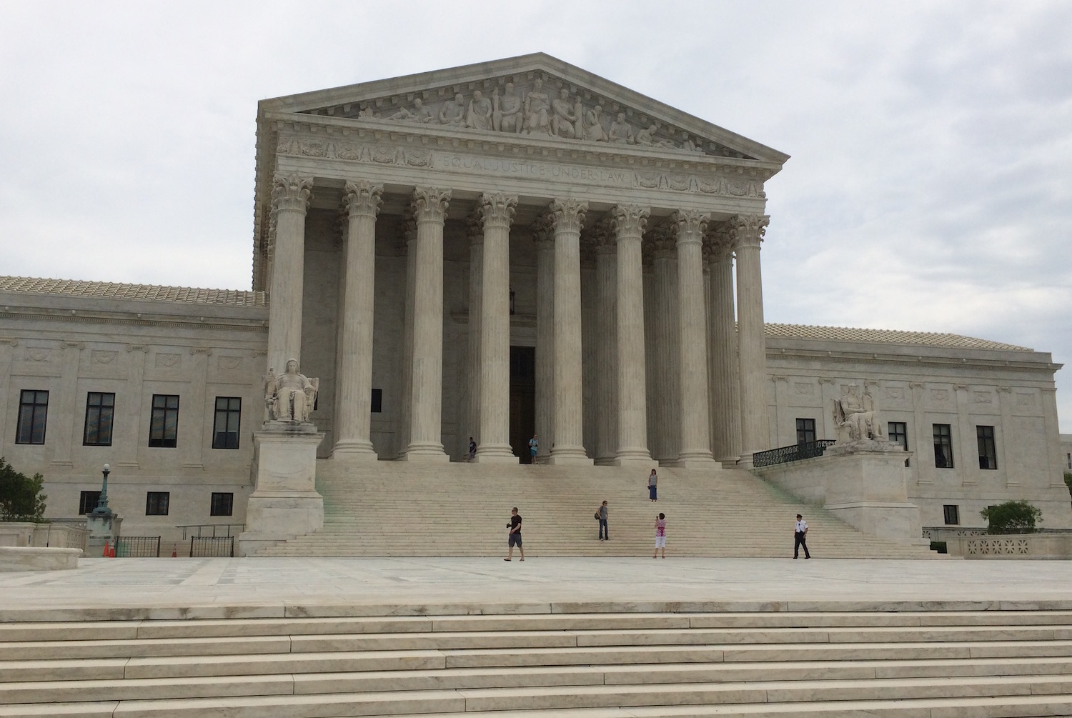Supreme Court posts audio from hearing in domestic violence case