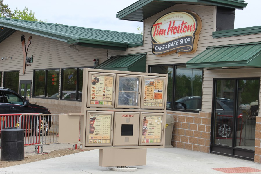 Bois Forte Band expands economy with second Tim Hortons Cafe