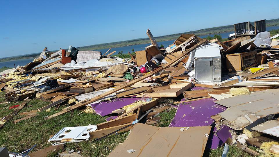 Native Sun News: Deadly storm hits Crow Creek Sioux Reservation