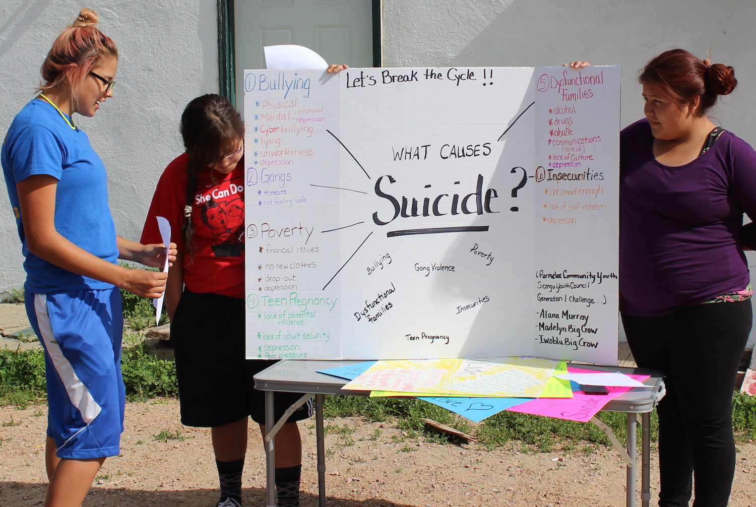Gyasi Ross: Do more to address suicide among our Native youth