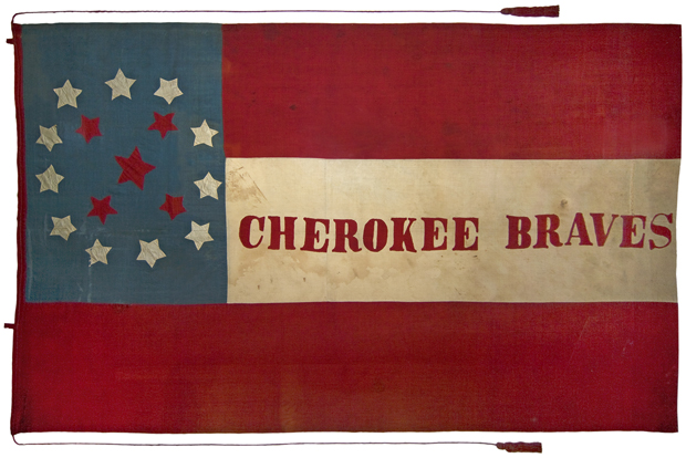 Gregory Smithers: Cherokee Nation gave up symbol of Confederacy