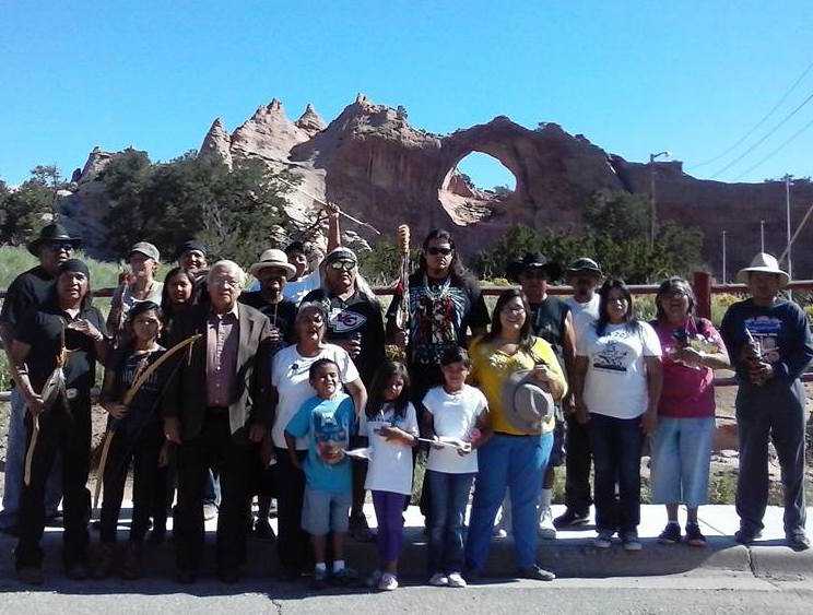 Ernie Stevens: Support sacred Oak Flat and the Apache Stronghold