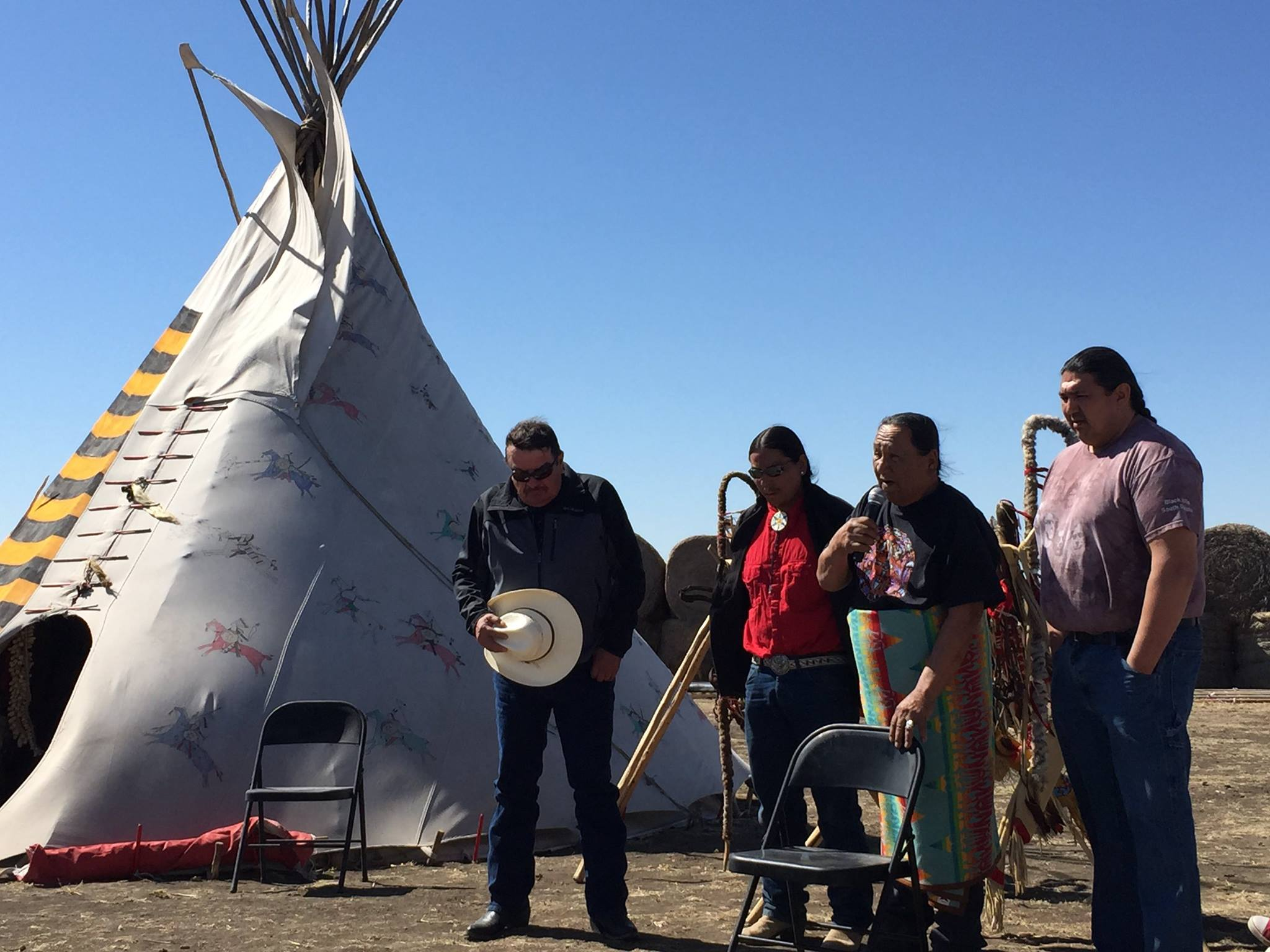 Lakota Country Times: Activists gear up for Keystone XL hearings