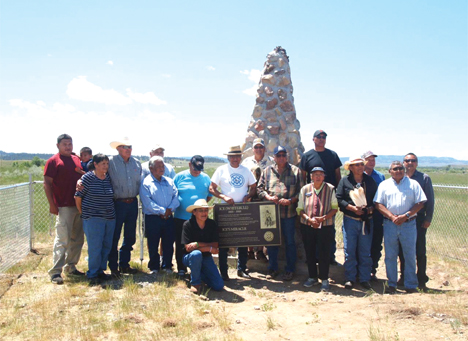 Native Sun News: Northern Cheyenne Tribe dedicates monument
