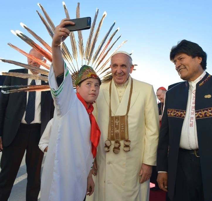 Gyasi Ross: Pope Francis issues apology to indigenous peoples