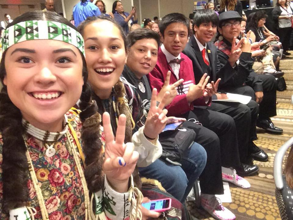 Youth from Umatilla Tribes inspired after White House gathering