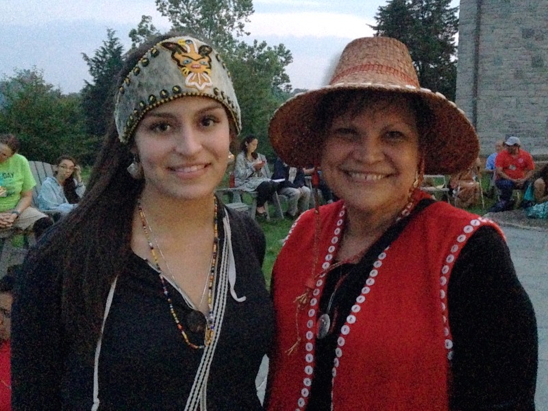 Leslie Wheelock: Native youth rise to climate change challenge