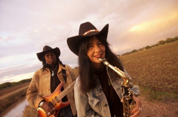 PEN interview with award-winning poet and musician Joy Harjo