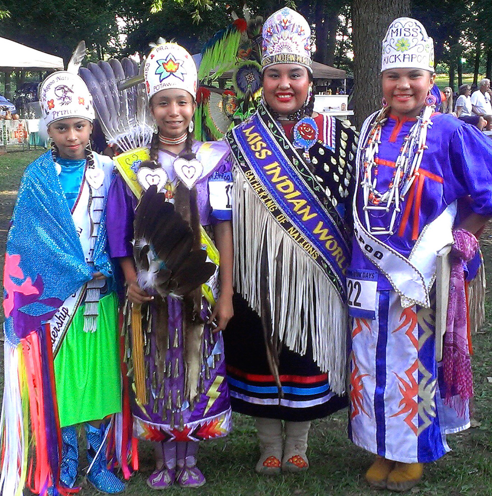 Kickapoo Nation in Kansas getting ready for annual powwow