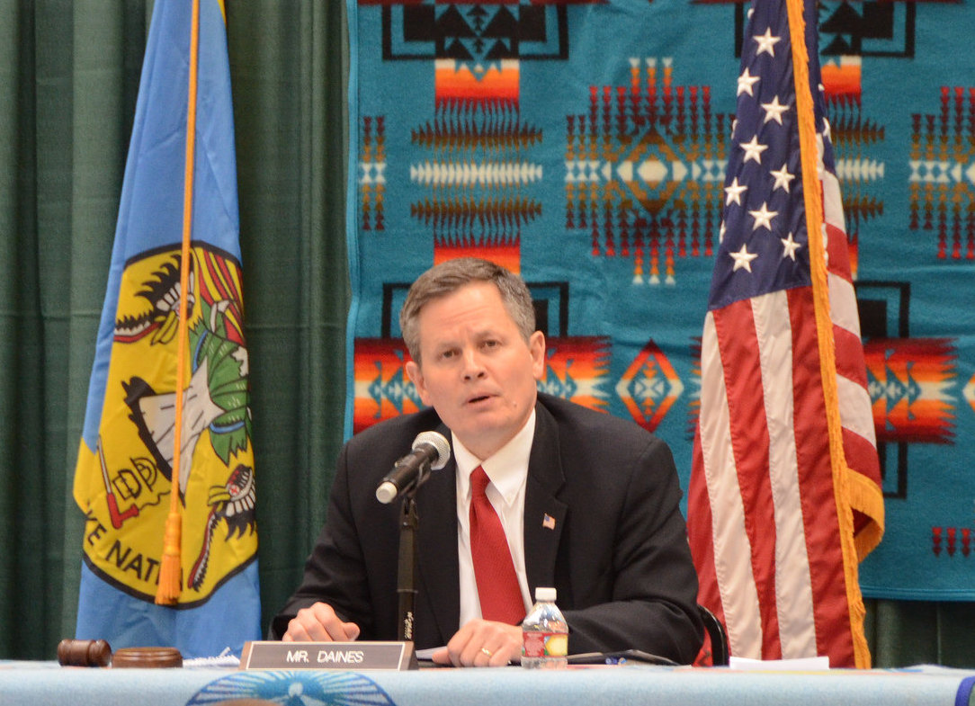 Bill shields tribes from Affordable Care Act employer mandate
