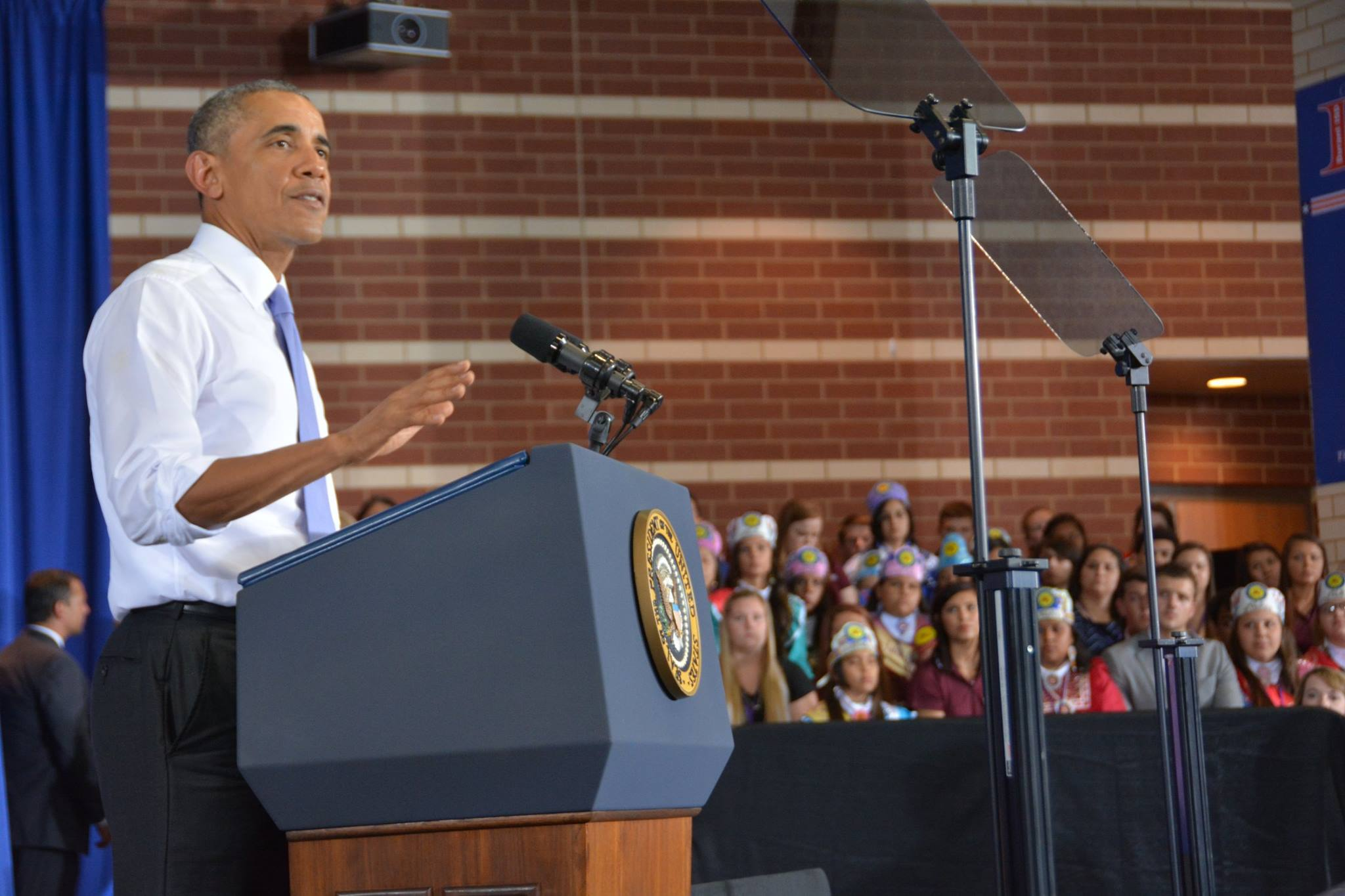 Transcript: President Barack Obama speech to Choctaw Nation