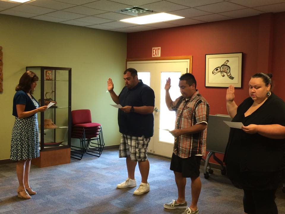 Port Gamble S'Klallam Tribe reports results of council vote