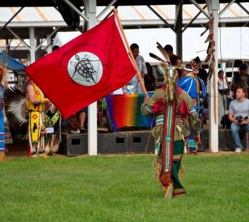 Brigid Harrison: Lenni-Lenape Nation battles for recognition