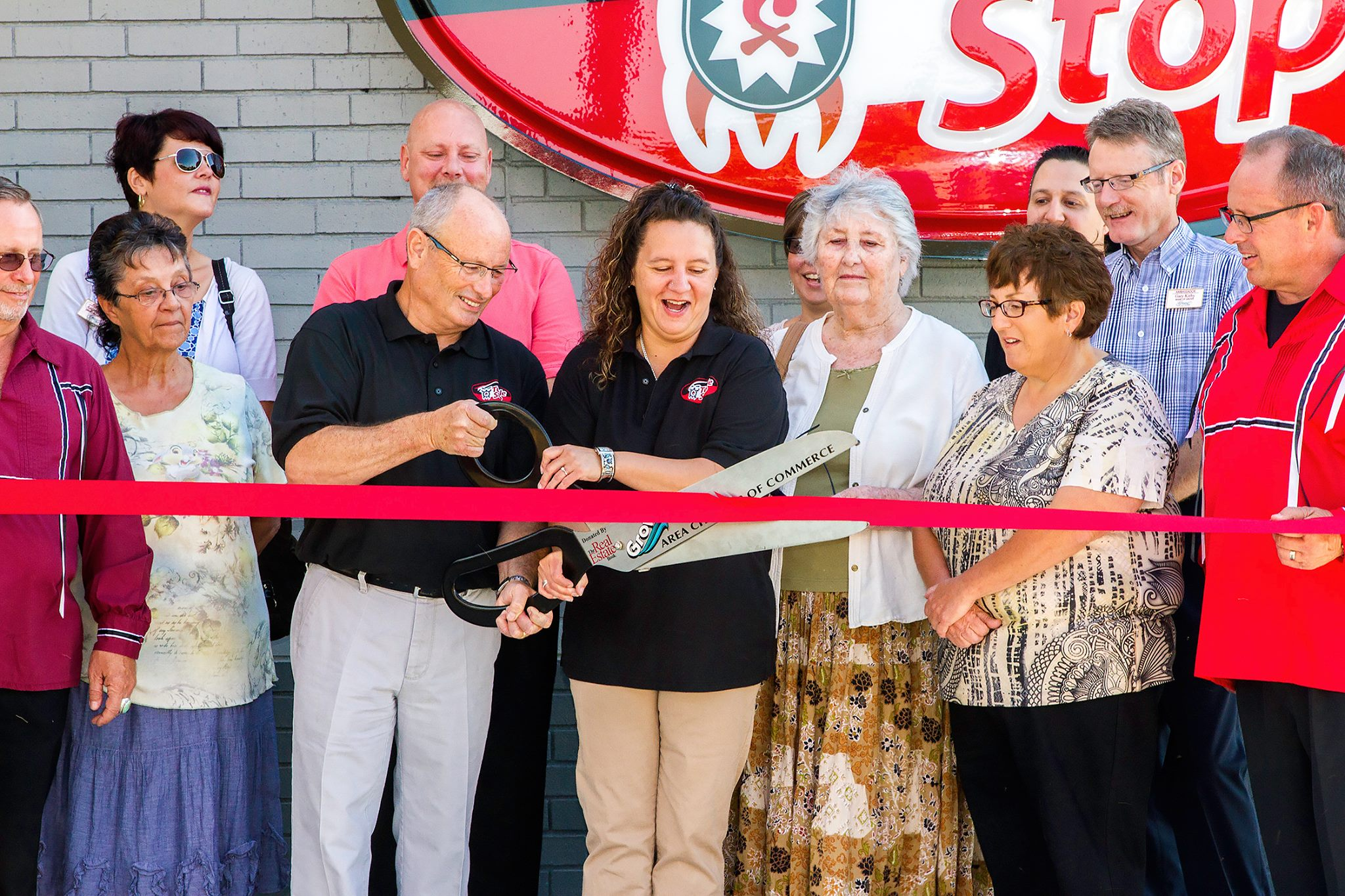 Wyandotte Nation opens convenience store and gas station